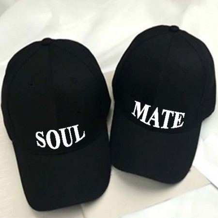 Giftsuncommon - Soulmate Couple Cap